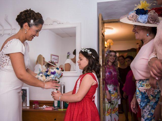 La boda de Joselu y Gema en Alameda, Málaga 58