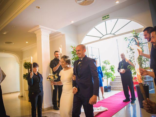 La boda de Joselu y Gema en Alameda, Málaga 59