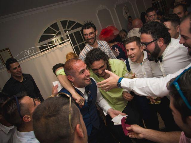 La boda de Joselu y Gema en Alameda, Málaga 61