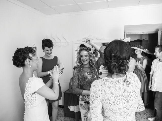 La boda de Joselu y Gema en Alameda, Málaga 62