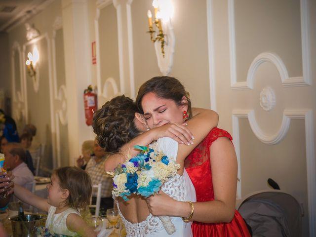 La boda de Joselu y Gema en Alameda, Málaga 65