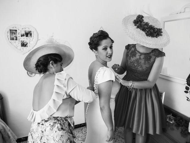 La boda de Joselu y Gema en Alameda, Málaga 70