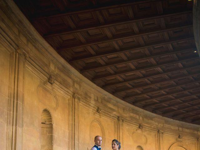 La boda de Joselu y Gema en Alameda, Málaga 75