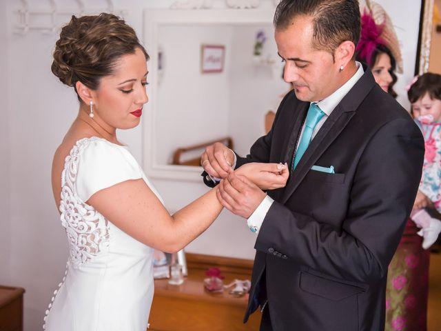La boda de Joselu y Gema en Alameda, Málaga 76