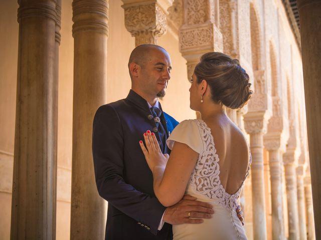 La boda de Joselu y Gema en Alameda, Málaga 77