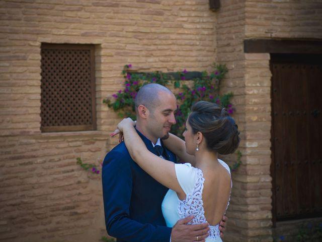 La boda de Joselu y Gema en Alameda, Málaga 79