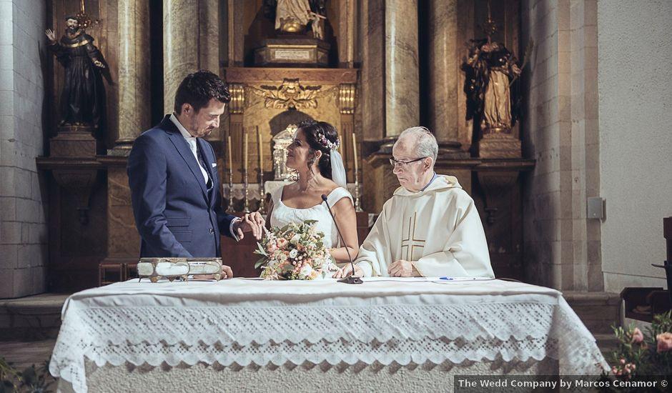 La boda de Alberto y Jennie en Culleredo, A Coruña