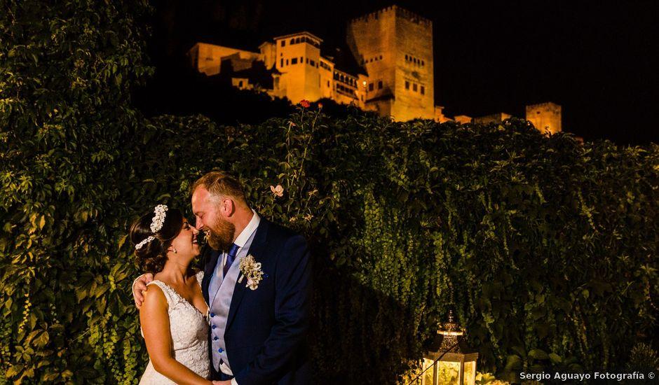 La boda de Tom y Carmen en Granada, Granada