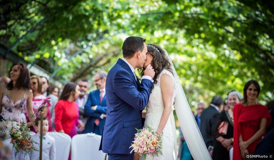 La boda de Sera y Andrea en Redondela, Pontevedra