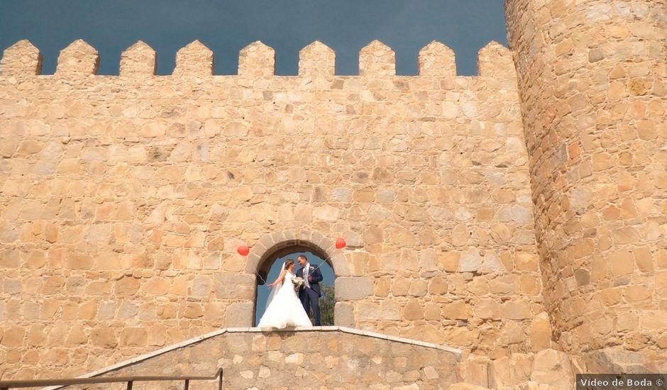 La boda de Angel y Yolanda en Ávila, Ávila