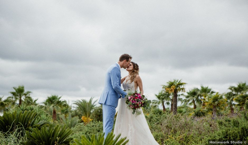 La boda de Harm y Irma en Eivissa, Islas Baleares