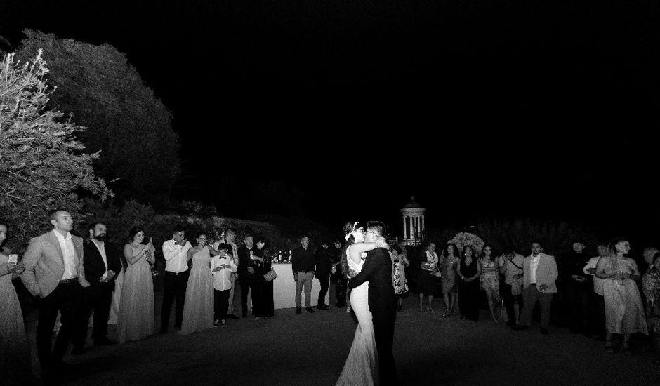 La boda de Dario Espin y Diana Londoño en Palma De Mallorca, Islas Baleares