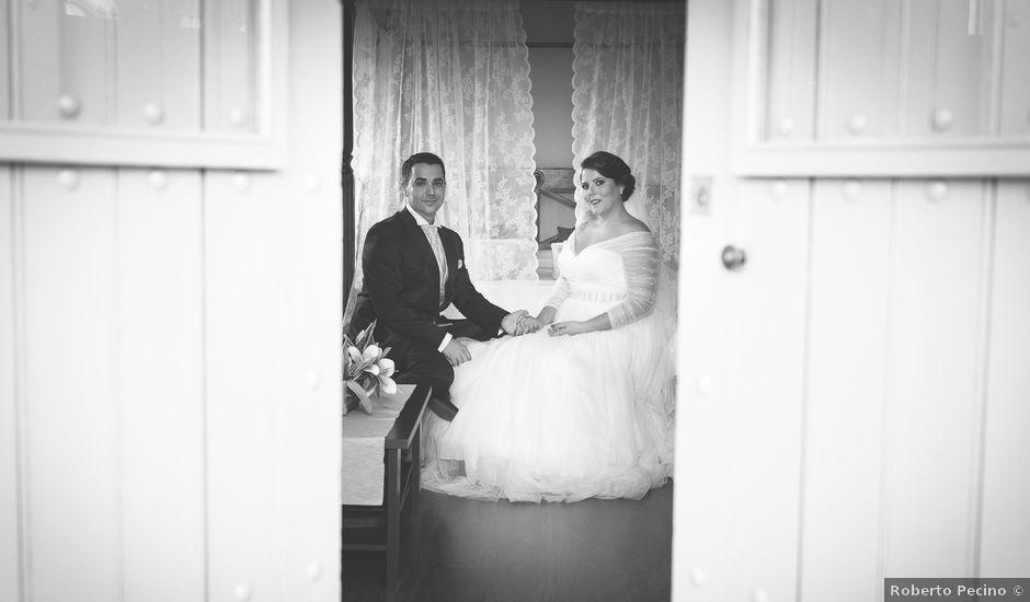 La boda de Diego y Silvia en Algeciras, Cádiz