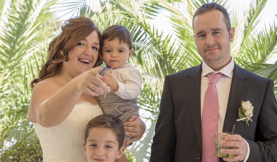 La boda de Iker y Angélica en Aranjuez, Madrid