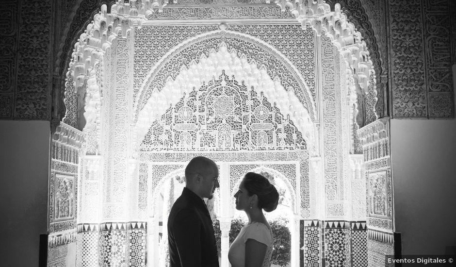 La boda de Joselu y Gema en Alameda, Málaga