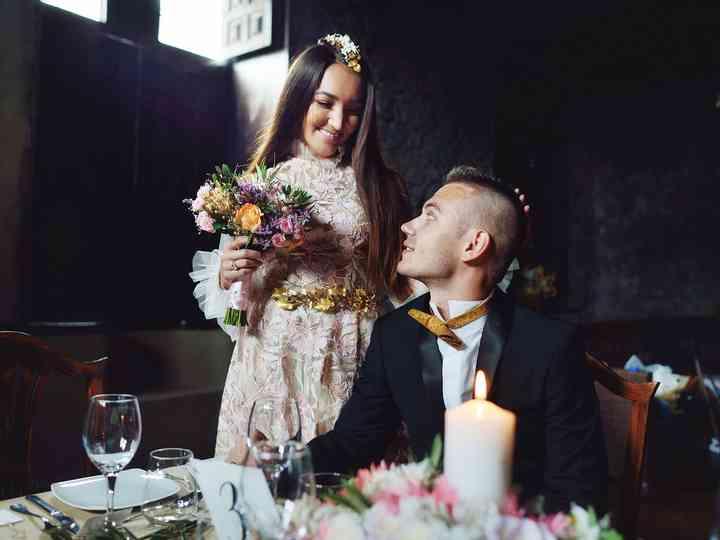 La boda de Kristina y Konstantin