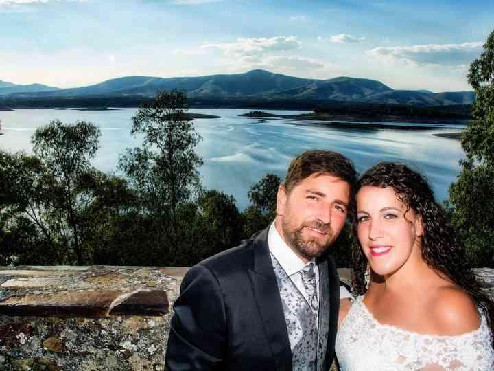 La boda de Tanía y Raúl