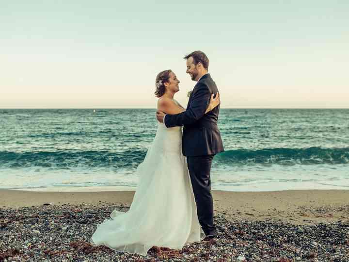 La boda de Andrea y Manolo