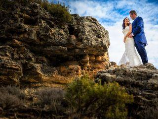 La boda de Lucia y Antonio