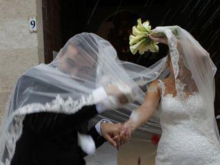 La boda de Sergio y Andrea