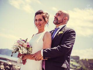La boda de Ana y Iker