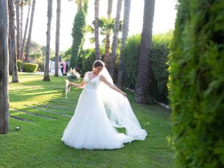 La boda de Tamar y Francesc  3