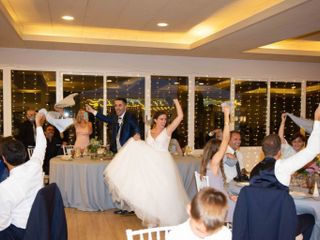 La boda de Tamar y Francesc