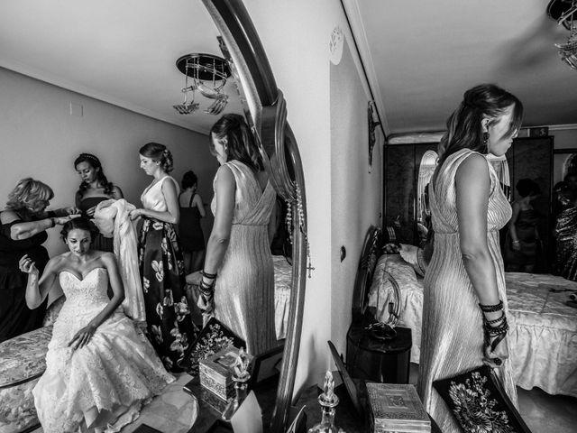 La boda de Antonio y Lucia en Cuenca, Cuenca 3