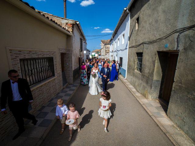 La boda de Antonio y Lucia en Cuenca, Cuenca 5