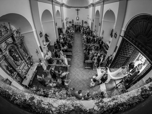 La boda de Antonio y Lucia en Cuenca, Cuenca 6