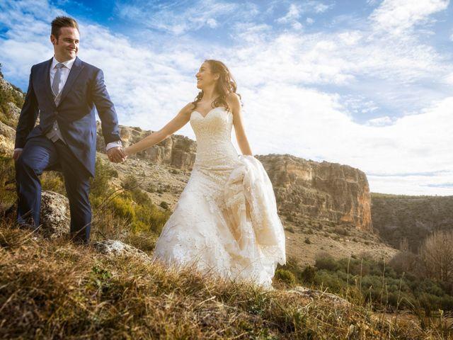 La boda de Antonio y Lucia en Cuenca, Cuenca 8