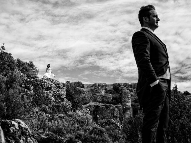 La boda de Antonio y Lucia en Cuenca, Cuenca 10