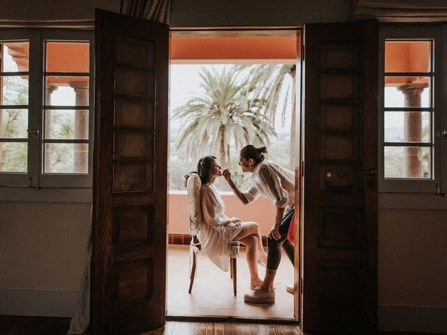 La boda de Miguel y Jessica en Las Palmas De Gran Canaria, Las Palmas 7