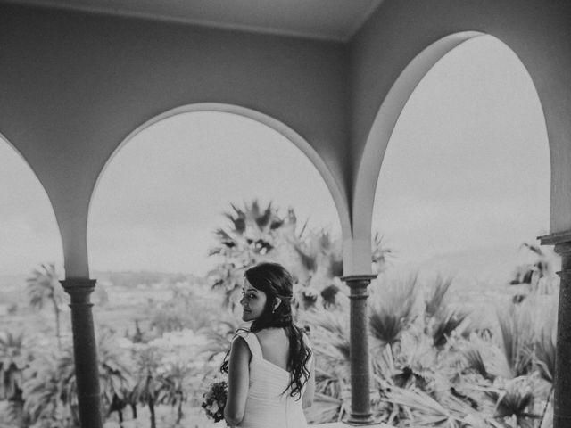 La boda de Miguel y Jessica en Las Palmas De Gran Canaria, Las Palmas 12