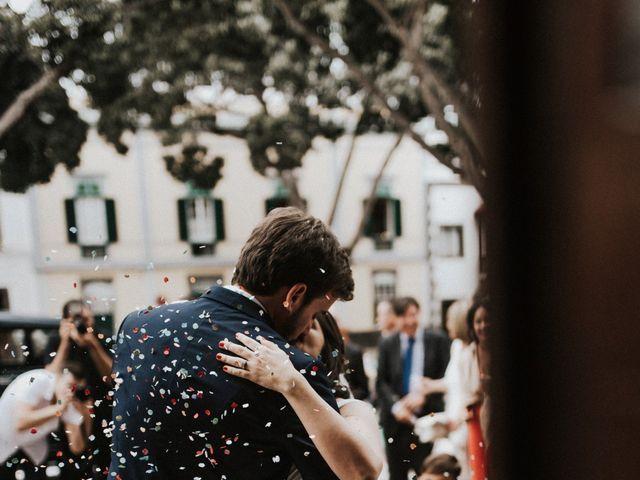 La boda de Miguel y Jessica en Las Palmas De Gran Canaria, Las Palmas 16
