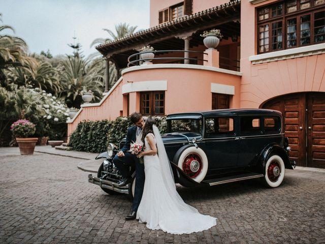 La boda de Miguel y Jessica en Las Palmas De Gran Canaria, Las Palmas 22