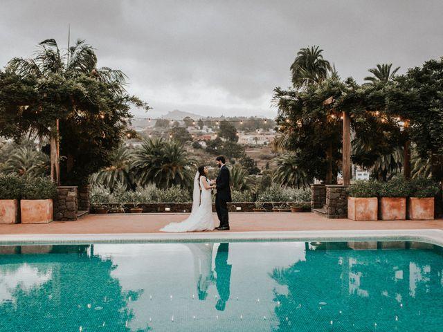 La boda de Miguel y Jessica en Las Palmas De Gran Canaria, Las Palmas 24