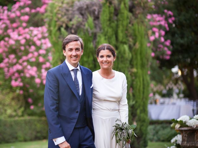 La boda de María y Christopher