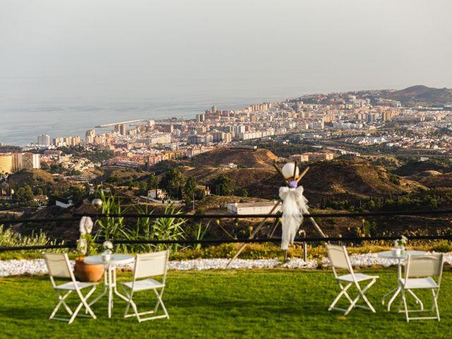 La boda de Javier y Miriam en Mijas, Málaga 9