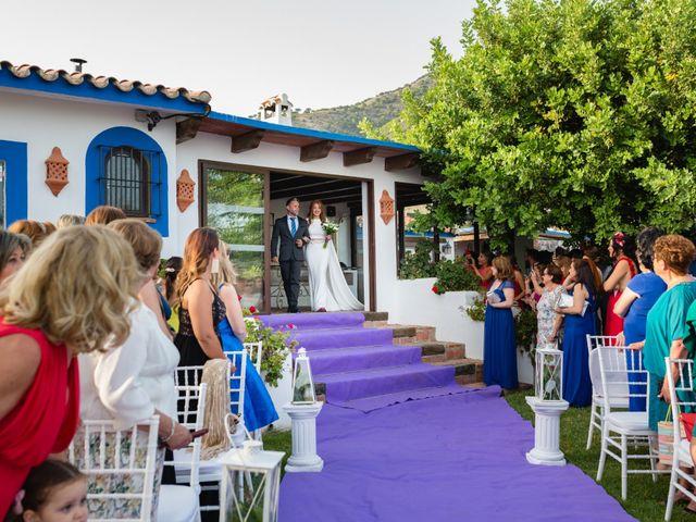 La boda de Javier y Miriam en Mijas, Málaga 14