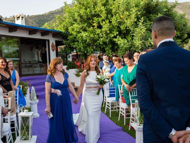 La boda de Javier y Miriam en Mijas, Málaga 15