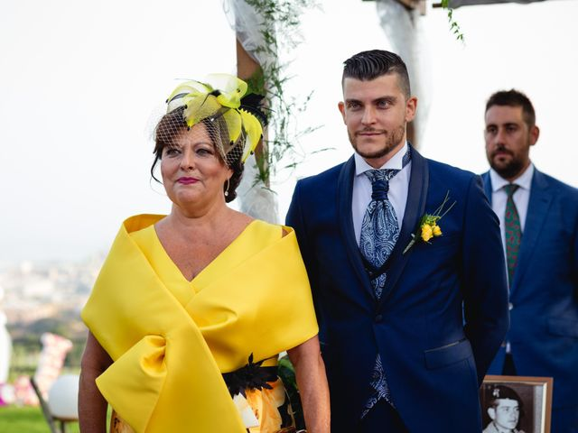 La boda de Javier y Miriam en Mijas, Málaga 16