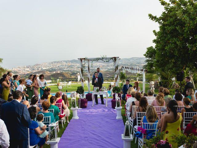 La boda de Javier y Miriam en Mijas, Málaga 18