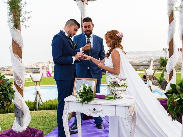 La boda de Javier y Miriam en Mijas, Málaga 20