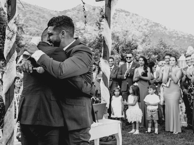 La boda de Javier y Miriam en Mijas, Málaga 22