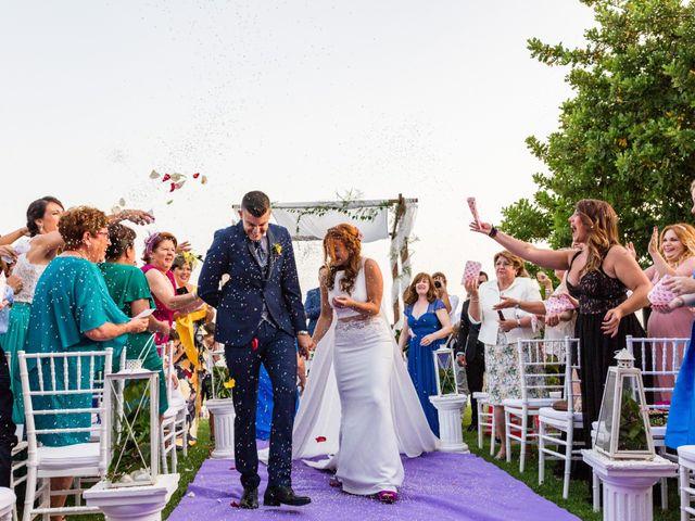 La boda de Javier y Miriam en Mijas, Málaga 23