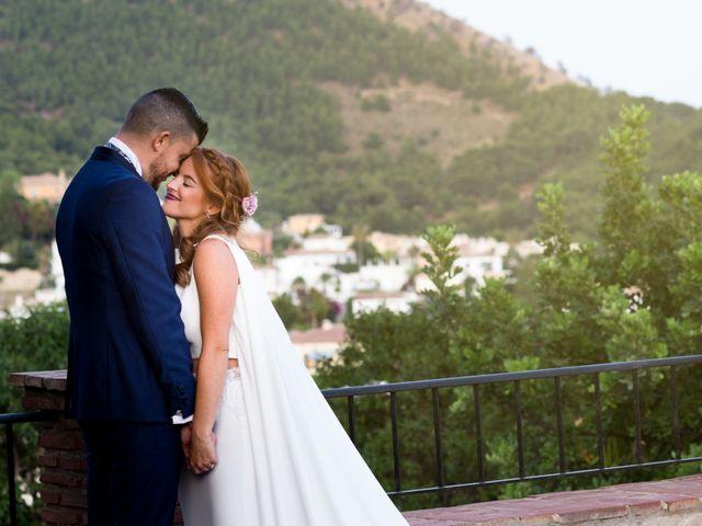 La boda de Javier y Miriam en Mijas, Málaga 25
