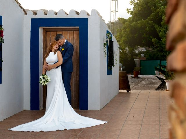 La boda de Miriam y Javier