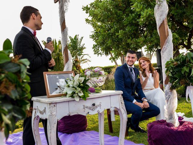 La boda de Javier y Miriam en Mijas, Málaga 19