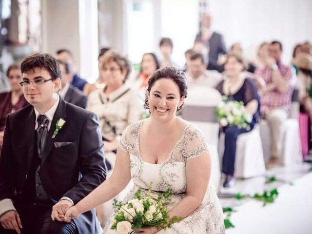 La boda de Paula y Aitor en Santander, Cantabria 1